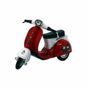 Jain Gift Gallery Diecast Scooter Toy 114 Pull Back Action Mini Bike Toys