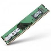 RAM памет KINGSTON 4GB 2400MHz DDR4 Non-ECC CL17 DIMM 1Rx16, KVR24N17S6/4