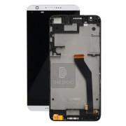 Ecran Lcd Vitre Tactile Sur Châssis Pour Htc Desire 820 - Blanc