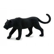 Mojo Fun 387017 Black Panther - Realistic International Wildlife Toy Replica