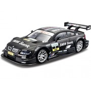 Bburago - 1/32 BMW M3 # 1 Bruno Spengler (Matte Black)