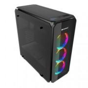 Кутия Cougar Puritas RGB, ATX, Micro-ATX, Mini-ITX, 2x USB 3.0, черна, без захранване