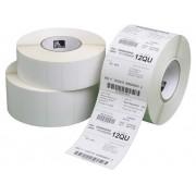 Zebra Rol met etiketten 100 x 50 mm Thermisch papier Wit 5200 stuk(s) Permanent 87000 Universele etiketten