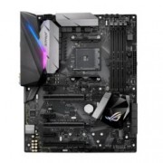 ASUS ROG STRIX X370-F GAMING, X370, AMD AM4, DDR4, PCI-E(DisplayPort&HDMI)(CFX&SLi), 8x SATA 6Gb/s 1x M.2 slot, 2 x USB 3.1 Gen 2, AURA Sync RGB подсветка, ATX