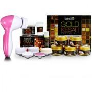 Nutriglow Gold Kesar Facial care Kit combo