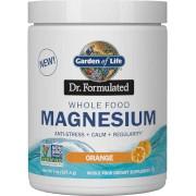 Garden of Life Whole Food Magnesium Powder - Orange - 197.4G