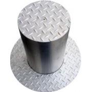 Stalp retractabil acces auto H-570 mm - MOTORLINE - MPIE10-600