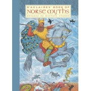 D'Aulaires' Book of Norse Myths, Hardcover
