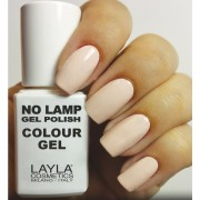 Layla - no lamp gel polish - smalto 3 principink