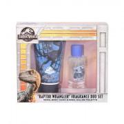 Universal Jurassic World sada toaletní voda 50 ml + sprchový gel 150 ml pro děti