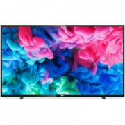"Philips 55pus6503/12 Tv Led 55"" Ultra Sottile 4k Ultra Hd Smart Tv Wifi Classe A"