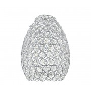 Eglo 49848 - Cristal Abajur GILLINGHAM 15,5 cm
