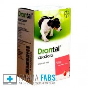Bayer Spa (Div.Sanita'Animale) Drontal Cucciolo