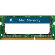 Corsair Sada RAM pamětí pro notebooky Corsair MAC™ Memory CMSA16GX3M2A1333C9 16 GB 2 x 8 GB DDR3 RAM 1333 MHz CL9 9-9-24