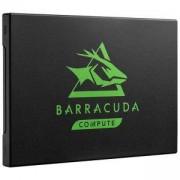 Диск SSD Seagate BarraCuda 120, 500GB, 2.5 инча, SATA, ZA500CM1A003
