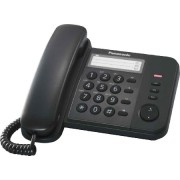 KX-TS520GB - Telefon schnurgebunden schwarz KX-TS520GB