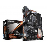 Intel Placa Base GIGABYTE B360 Aorus Gaming 3 Wifi