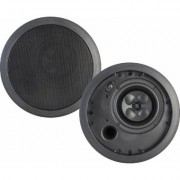 "Klipsch Commercial IC 650T 6.5"""" In Ceiling 70v speaker Black-PR"