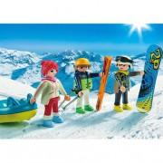 Playmobil Desportes de Inverno9286