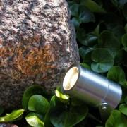 LightsOn Luna Markspot LED 12V, 5W, Silver