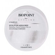 Biopoint Styling Creation Sculptor Aqua Wax (Fissaggio Forte 3) 100 ml