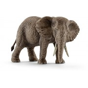 Schleich North America Female African Elephant Toy Figure