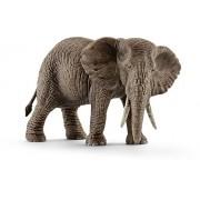 Schleich North America Female African Elephant Toy Figure