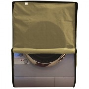 Dreamcare dustproof and waterproof washing machine cover for front load 7KG_Samsung_WF602U0BHSD_Beige