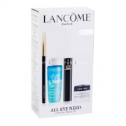 Lancome All Eye Need Kit 1,14g за Жени - очна линия Le Crayon Khol 1,14 g + спирала Hypnose 2 ml 01 Black + продукт за почистване на грим Bi-Facil 30 ml + околоочна грижа Advanced Génifique Yeux 5 ml Нюанс - Black