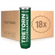 Tretorn Tournament 18 Tubes De 4 En Carton