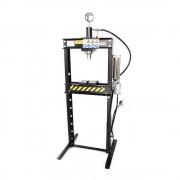 SOGI Pressa idraulica oleopneumatica doppia velocit� SOGI P20-MP da 20 Ton