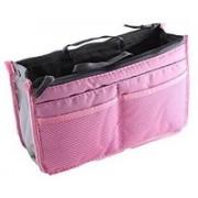 Styleys Baby Pink Handbag Organizer For Easy Handbag Switching (Baby Pink)(Pink)
