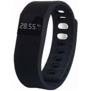 Bratara Fitness Cronos Smart + Heart Rate (Negru)