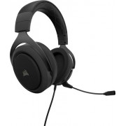 CORSAIR - HS60 PRO SURROUND Wired Stereo Gaming Headset - Carbon