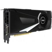 Placa Video MSI GeForce GTX 1080 AERO 8G OC, 8GB, GDDR5X, 256 bit