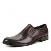 58-079A-1102 Туфли муж. кожа/кожа-текстиль корич, Thomas Munz - 42