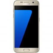 Telefon mobil Samsung Galaxy S7, Dual Sim, LTE 4G, Stocare 32GB, Gold