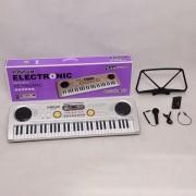 61 teclas Piano teclado electrónico juguete niños - BF-730D-1 Champagne