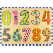 Puzzle - cifre 0-9