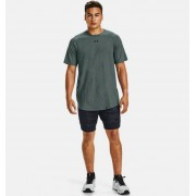 Under Armour Men's Charged Cotton® Short Sleeve Blue XS