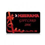 Motorama Buono Regalo Motorama 200 Gift card