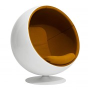 Eero Aarnio Originals - Ball Chair, orange (Hallingdal 65 /547)
