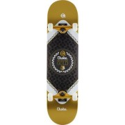 Choke Skateboard Complet Choke Heavy Metal Or (Or)