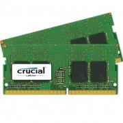 CRUCIAL Mémoire Sodimm DDR4 (2x8Go) 16Go 2400Mhz