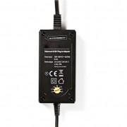 Nedis Univerzális hálózati adapter 3-12V / 2.25 A - fekete