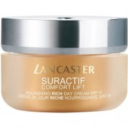 Lancaster suractif confort lift nourishing rich day cream spf15, 50 ml