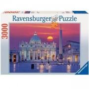 Пъзел Ravensburger 3000 елемента, Катедралата Свети Петър Рим, 705007