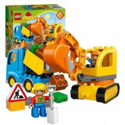 Lobbes LEGO DUPLO 10812 Rupsband Graafmachine