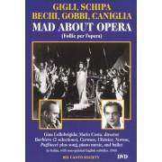 Gigli, Schipa: Mad About Opera [DVD] [1948]