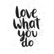 love what you do poster|valentine poste|love birds poster|poster for lovers|size(12x18 inch) wall sticker poster